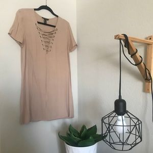 Dresses & Skirts - Beige dress